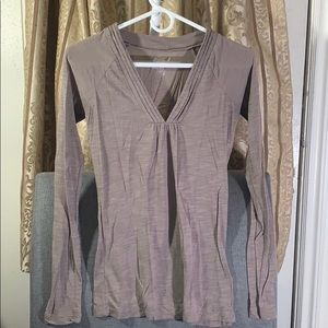 Old Navy - Taupe Long Sleeve - Size XS